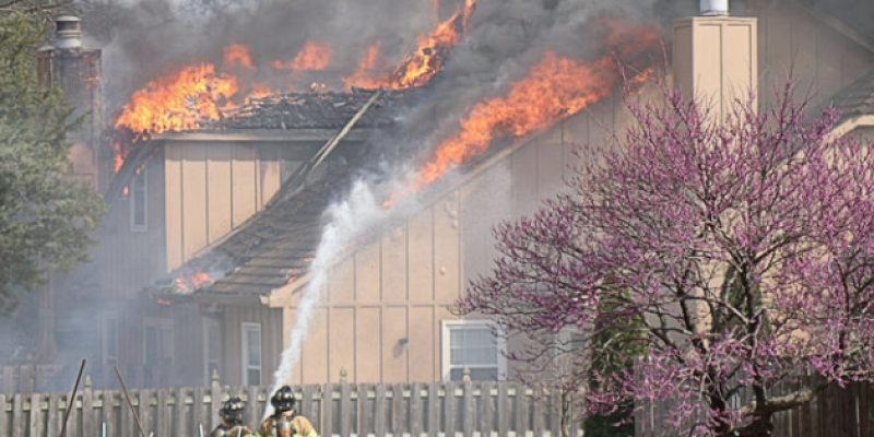 Case Study: Responding Quickly to Fire Damage