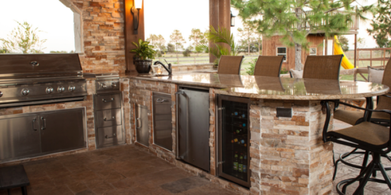 Outdoor Kitchen Safety Checklist