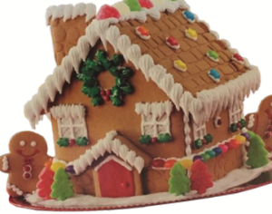 2017 Gingerbread House Challenge by J&R Contracting