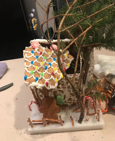 Tree Damage Restoration Services in Gingerbread J&R Contracting