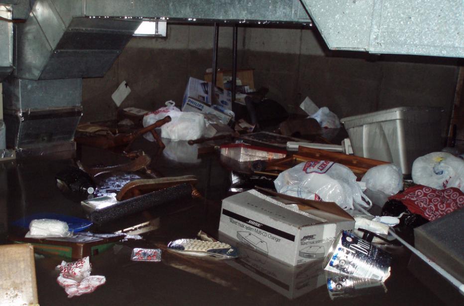 Basement Flooding - J&R Contracting - Toledo, OH, Northwest Ohio