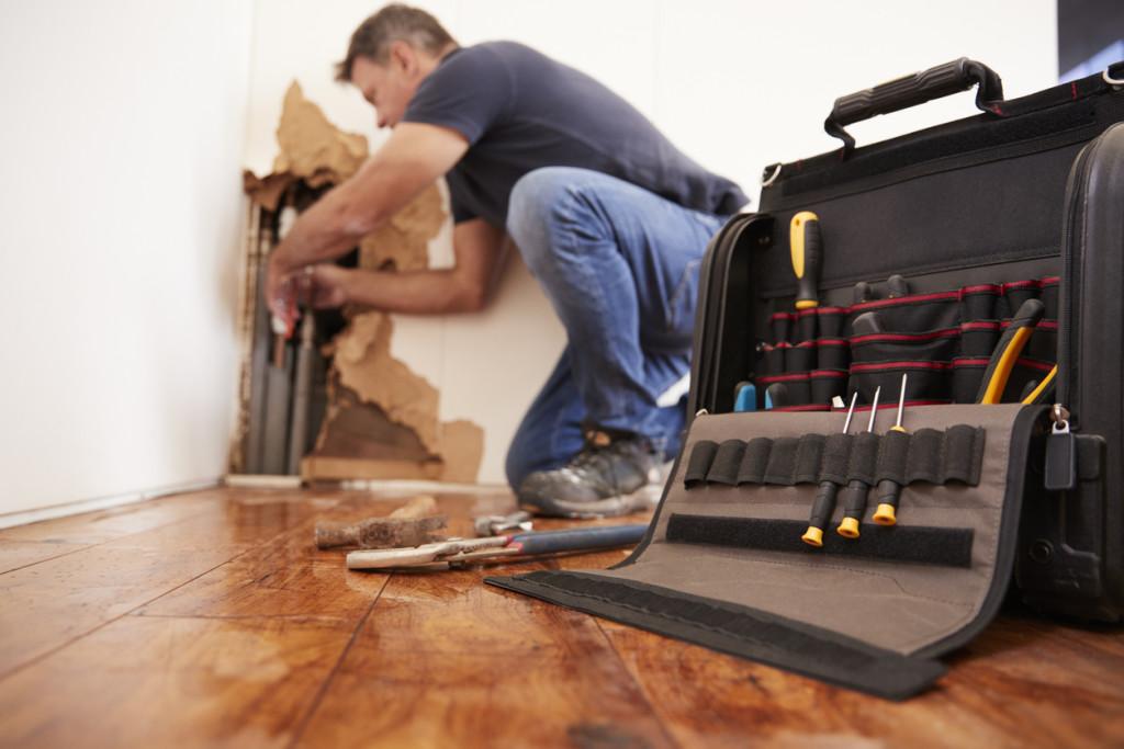 Plumbing and Pipe Damage Restoration Services - J&R Contracting - Toledo, OH, Northwest Ohio