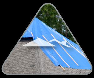 Roof Tarp & Board-Up